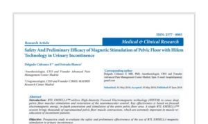 Medical and Clinical Research - BLT Emsella